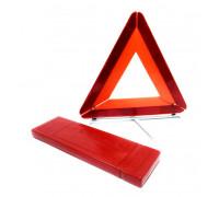 Знак аварийной остановки с аракалом большой (метал.подст., пласт.бокс,пласт. аракал) ГОСТ
