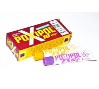 Сварка холодная 'POXIPOL' 10-мин. прозрачная (14мл)