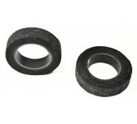 Изолента черная х/б 70-80гр.