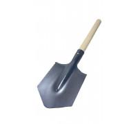 Лопата саперная  с черенком, 53*13,5 см.