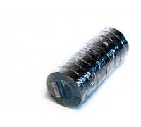 Изолента ПВХ OSTENDORF черная 15мм х 20м., упаковка 10шт