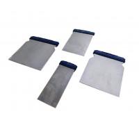 Набор шпателей 4предм (50-80-100-120мм) металл
