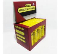 Салфетка замшевая в тубе с пропиткой 'KANEBO' (64х43см) (уп-ка 12шт)