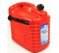 Канистра пластиковая с заливным устройством (20 литров)