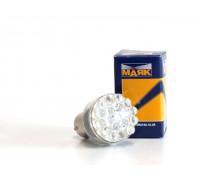 Светодиод 12V T25/7  24 LED WHITE S25 BA15S б/отраж (стоп,габарит)