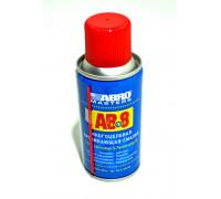 Смазка  многоцелевая проникающая аэрозоль 100мл., ABRO MASTERS, AB-8-100-R