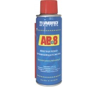 Смазка  многоцелевая проникающая аэрозоль 200мл., ABRO MASTERS, AB-8-200-R