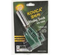 Горелка газовая с пьезоподжигом KOVICA 1005 (Корея)