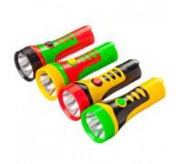 Фонарь светодиодный мини 1 LED, 1xAA, пластик, размер 10,6х4 см