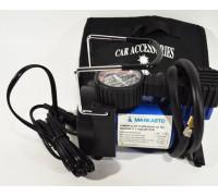 Компрессор автомобильный  АС-583 с LED подсветкой (поршневой)