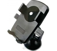 Держатель мобильного телефона 'PRACTIC'  цвета в ассорти (самозажимной от 5,5см-8см.на присоске)