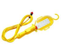 Переноска 12В 12LED светодиодная  в прикуриватель 3.5м