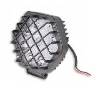 Фара светодиодная 'PF-014' 27Вт черный, 9 диодов