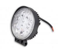 Фара светодиодная 'PF-003' 27 Вт , 9 диодов (круглая)