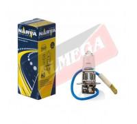Автолампа H3 12V 55W PK22s ( в индив. коробке) NARVA 48321