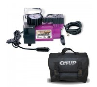 Компрессор автомобильный  'CityUP' АС-581 PROFESSIONAL , 165 Вт, 10 атм, 35 л/мин